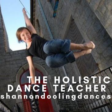 the holistic dance teacher