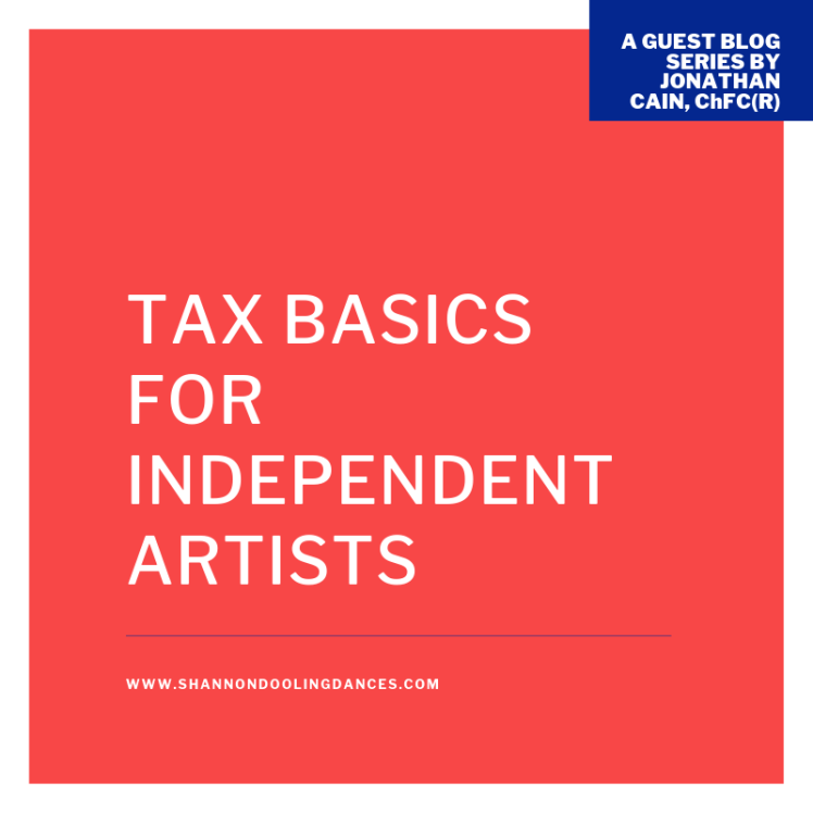 Tax Basics For Independent artists-2
