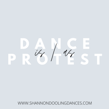 protest dance